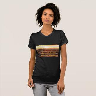 T-shirt du Jersey de l'habillement américain des