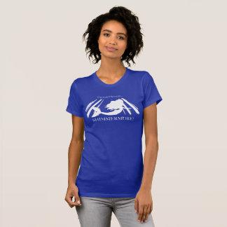 T-shirt du Jersey de sirène de Shimmermore