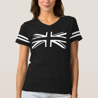 T-shirt du Jersey du football d'Union Jack