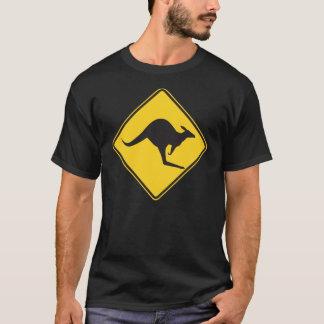 T-shirt du kangourou |