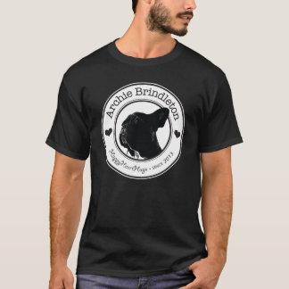 T-shirt du logo des hommes d'archie Brindleton ! !