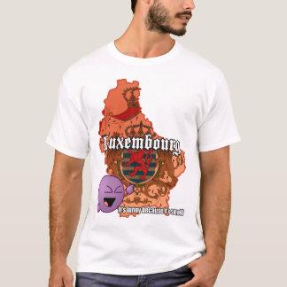 T-shirt du luxembourgeois de lol (lumière)