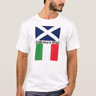 T-shirt du mur des hadrian