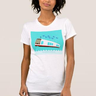 T-shirt du N Judah Failwhale des femmes