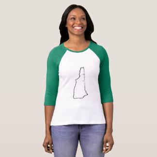 T-shirt du New Hampshire