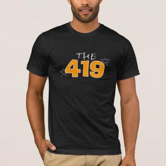 T-shirt du noir 419 des hommes