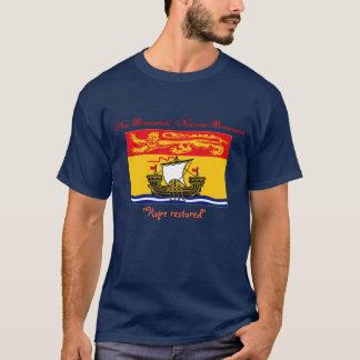 T-shirt du Nouveau Brunswick/Nouveau-Brunswick