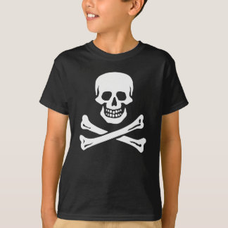 T-shirt du pirate d'Edward England