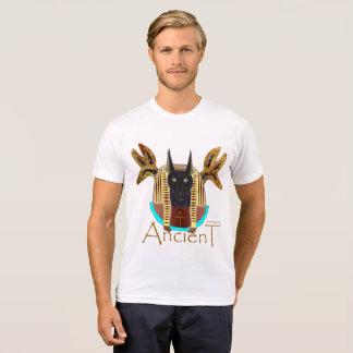 T-shirt du Poly-Coton des hommes antiques d'Anubis