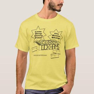 T-shirt du rasoir d'Ockham (Occam)