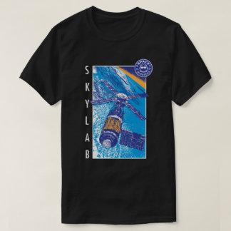 T-shirt du Skylab de hippies de l'espace d'hommes