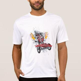 T-shirt du sport des hommes avec la nouvelle