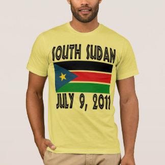 T-shirt du sud du Soudan