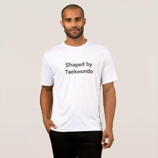 T-shirt du Taekwondo - formé par le Taekwondo