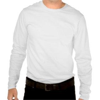 T-shirt du tigre L S d arc-en-ciel