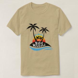T-shirt du week-end XV d'orge à quatre rangs -