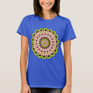 T-shirt DUA de mandala