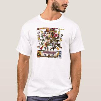 T-shirt Dualité aztèque