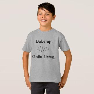 T-shirt Dubstep badine la chemise drôle d'Aparrel d'école