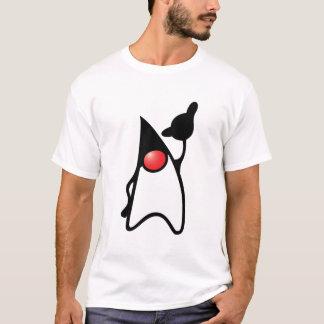 T-shirt Duc avec le signe de Shaka