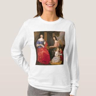 T-shirt Duchesse de Francoise Louise La Valliere avec