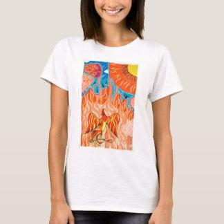 T-shirt Dum Spiro Sparo (Pheonix)