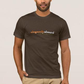 T-shirt D'une manière élégante absurde