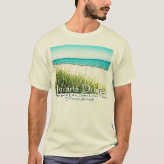 T-shirt Dunes de l'Indiana