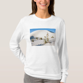 T-shirt Dunes et yucca transversaux 2 de Soaptree