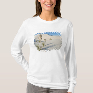 T-shirt Dunes transversales, yucca, ombres