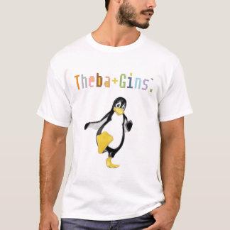 T-shirt Dunette de pingouin
