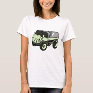 T-shirt d'Unimog | de benz de Mercedes