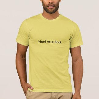 T-shirt Dur comme roche