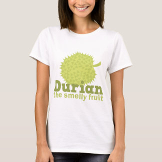 T-shirt Durian le fruit puant