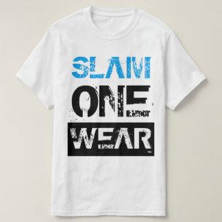 T-shirt d'USAGE du CLAQUEMENT UN