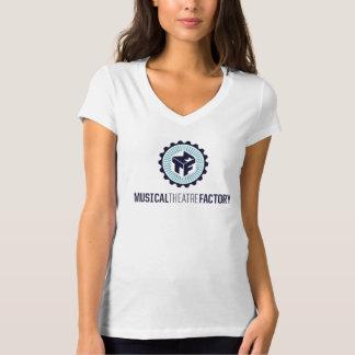 T-shirt d'usine de théâtre musical