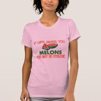 T-shirt Dyslexie de melon