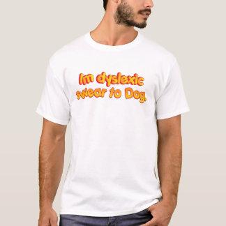 T-shirt dyslexique im