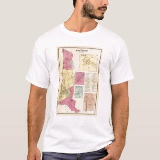 T-shirt E Chester, ville