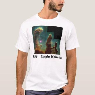 T-shirt eagle4Finished, nébuleuse de M   16 Eagle