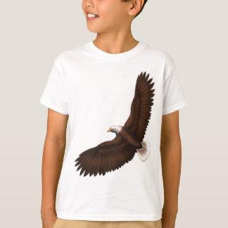 T-shirt Eagle chauve montant