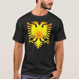 T-shirt Eagle d'or albanais
