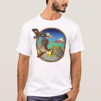 T-shirt Eagle et faucon