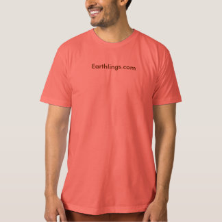 T-shirt Earthlings.com