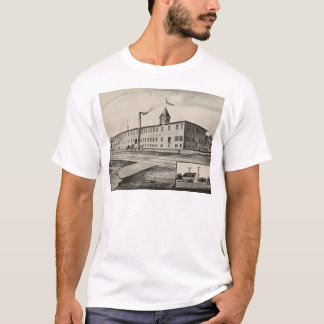 T-shirt Eau de source lithinée de Londonderry Co