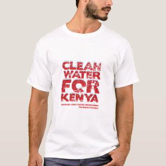 T-shirt Eau propre pour le Kenya