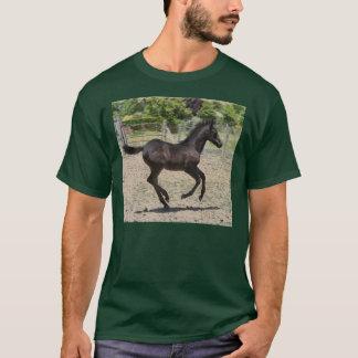 T-shirt Ébat de poulain