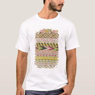 T-shirt Échantillonneur de broderie