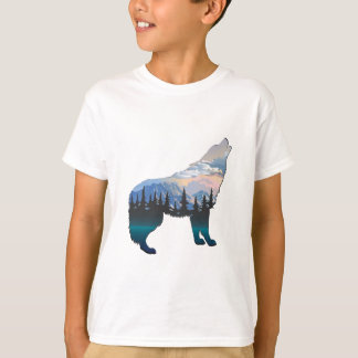 T-shirt Écho de Yellowstone