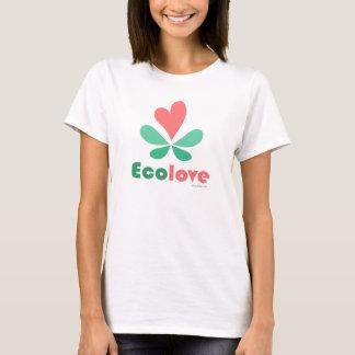 T-shirt Écho Love